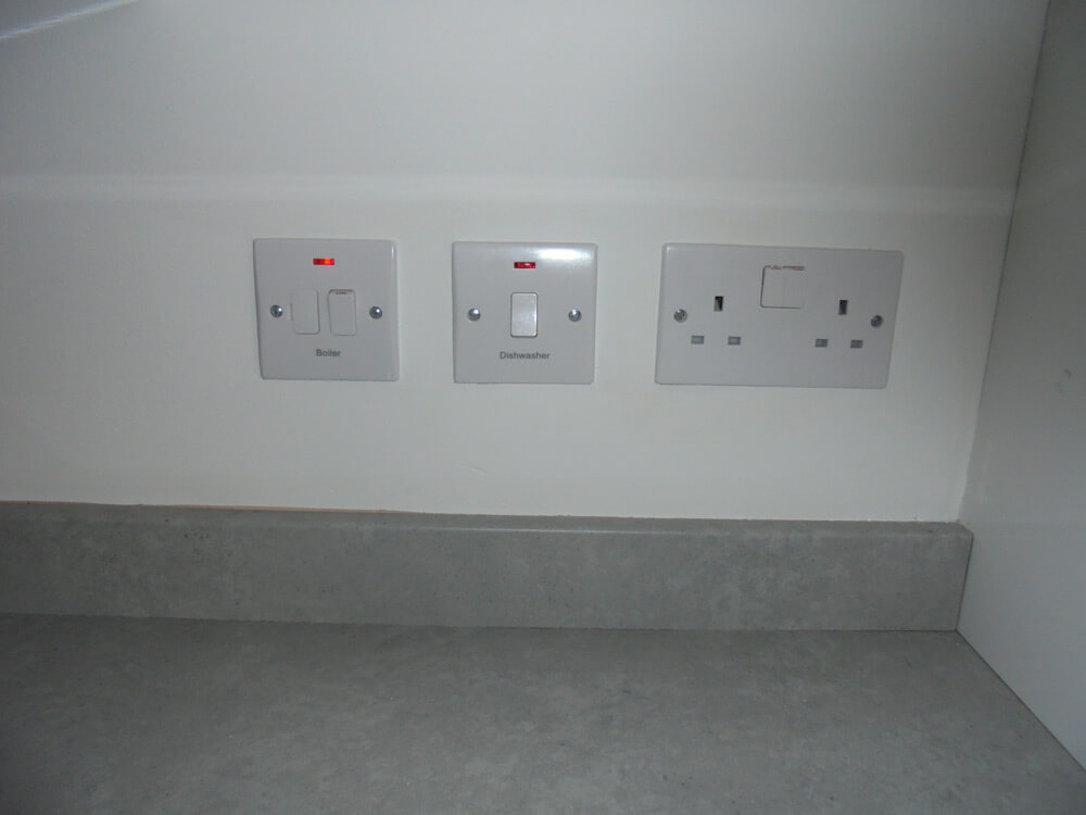 Kitchen sockets