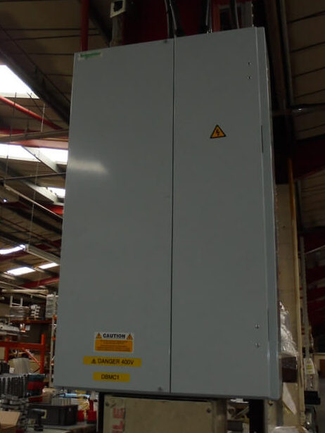 Main distribution board replacement
