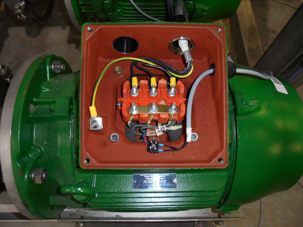 Motor Connections