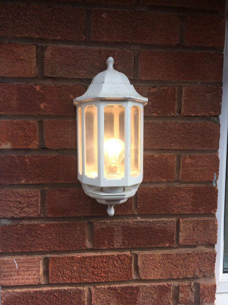 PIR half Lantern