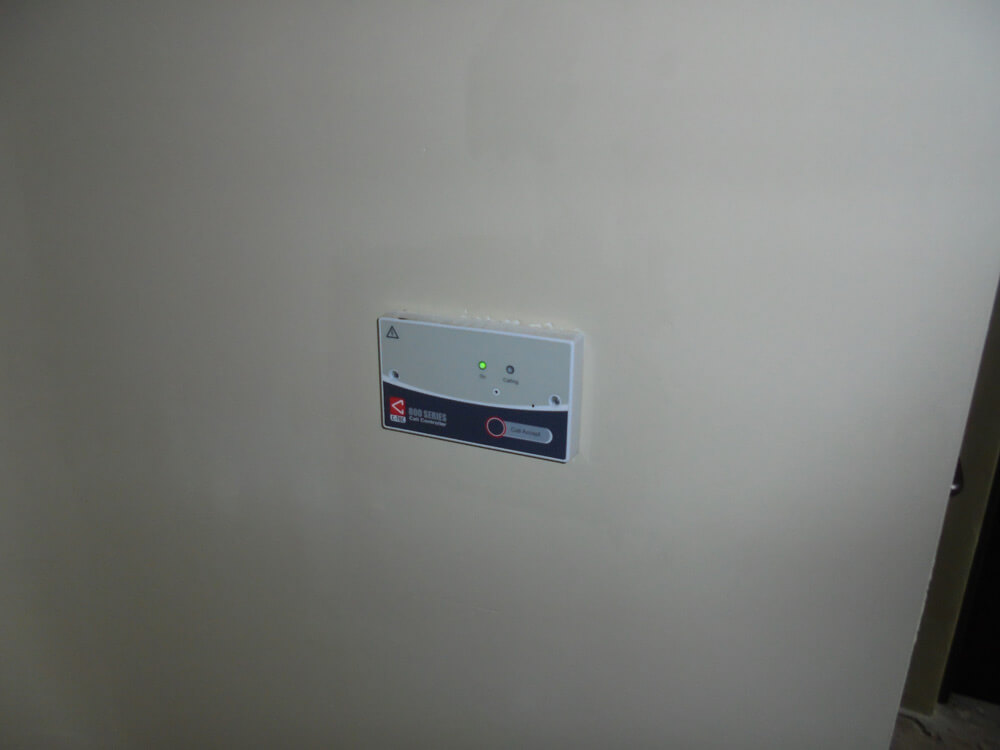 WC Disabled Alarm Repeater Pane