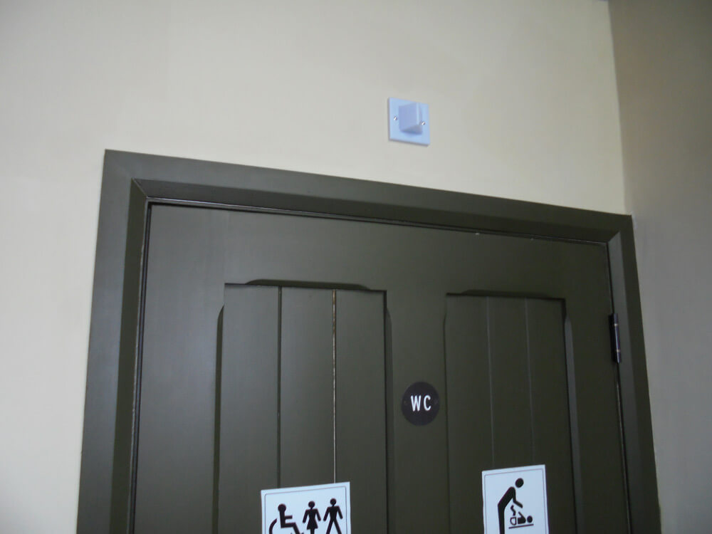WC Disabled Alarm